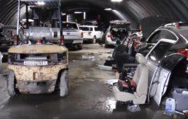 اعتقال عصابة تصدّر سيارات كندية مسروقة الى العراق