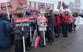 الاربعاء اضراب جديد لمعلمي الثانوية