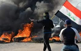 13 anti-government protesters killed in 'one of the worst' days of clashes in Iraq