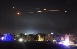 Israel strikes Iranian positions in Syria after rocket fire