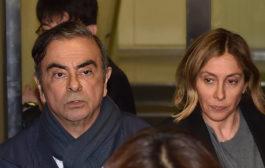 كيف تمكنت زوجة كارلوس غصن من تهريبه إلى لبنان..؟