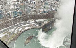 صورة اليوم من شلالات نياغارا في كندا