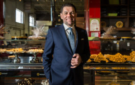 "Rituals: Mohamad Fakih wakes up at 4:30 a.m. ""Everyone says it's unhealthy, but I'm wired that way"""