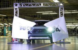 تويوتا RAV4 المصنعة في كامبريدج -منطقة واترلو اكثر سيارة مبيعا في كندا