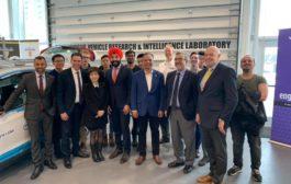 جامعة واترلو تفتتح مختبر أبحاث المركبات (AVRIL)