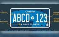 حكومة اونتاريو تتوقف عن اصدار لوحات السيارات الجديدة وتعود الى اللوحات القديمة مؤقتا..!