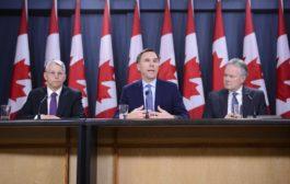 وزير المالية الكندي: ندرس تمديد الموعد النهائي لتقديم الضرائب إلى ما بعد 30 أبريل..!