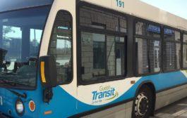 باصات Transit مجانية حتى 15 أبريل في مدينة Guelph