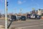 اصابة ثلاث اشخاص بحادث متعدد السيارات في كيتشنر