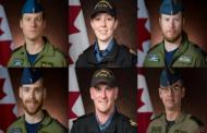 وزارة الدفاع الكندية تعلن اسماء ضحايا الهليكوبتر المنكوبة