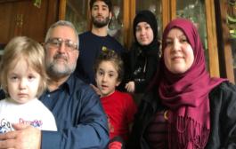 عائلة سورية في كندا تروي قصة اصابتها وشفائها من فايروس كورونا