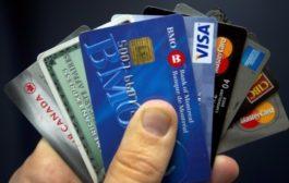 فوائد البطاقات الائتمانية مشكلة كبيرة تؤرق الكنديين..!