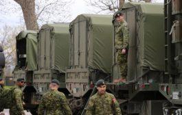 استدعاء قوات الاحتياط الكندية استجابة لجهود مواجهة تفشي فايروس كورونا