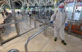 العراق يسجل 4 وفيات و34 إصابة جديدة بفيروس كورونا