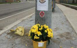 وفاة مسعف ورجل اطفاء في حادث تصادم دراجة نارية اليوم في كيتشنر