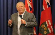 اونتاريو تمدد حالة الطوارئ الإقليمية رسميًا حتى 2 يونيو