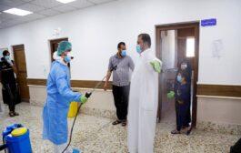 العراق يسجل 66 إصابة وحالة وفاة جديدة بفيروس كورونا
