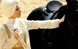 أطلقت الفنانة مي مصطفى أغنية جديدة باللهجة الخليجية