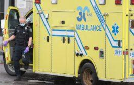 مونتريال... أكثر من 22000 حالة اصابة بالفايروس و 2300 حالة وفاة لغاية اليوم