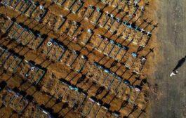 البرازيل تتخطى المليون اصابة والـ 50 ألف وفاة بسبب فايروس كورونا