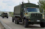 انتشار كبير لمركبات الجيش الكندي في شوارع اونتاريو غدًا الاربعاء...