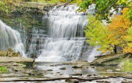 وفاة شاب قفز في الماء في شلالات Balls في لينكولن- اونتاريو