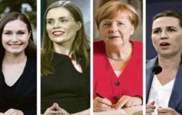 الدول التي تقودها نساء نجحت في السيطرة على كورونا