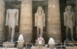 سفير كندا لدى القاهرة ينهى عمله بصور ورسالة وداع لمصر وشعبها