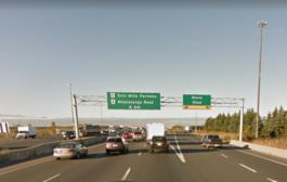 إغلاق ليلي للطريق السريع 401 في ميسيساكا