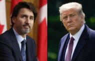 ترامب وترودو يناقشان قضية الكنديين المحتجزين في الصين
