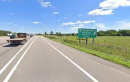 اغلاق الطريق السريع 401 في ميلتون ليلتي الجمعة والسبت