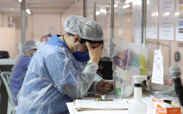 الصحة العالمية تسجل ثاني أعلى حصيلة إصابات يومية بكورونا منذ بدء الجائحة