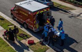 الولايات المتحدة تسجل اكثر من 22 مليون اصابة و380 الف حالة وفاة منذ بداية جائحة كورونا