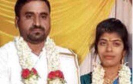 هرب العريس أثناء حفل الزفاف فتزوجت العروس واحداً من المعازيم..!