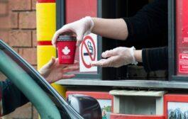 تيم هورتونز يطلق قهوة داكنة جديدة مع بداية العام الجديد 2021