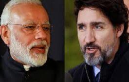 ترودو يهاتف رئيس وزراء الهند من اجل الحصول على لقاحات كورونا