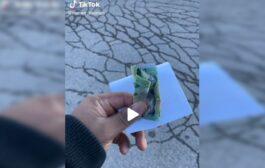 عبر تطبيق TikTok... رجل من واترلو يخفي الاموال ويطلب من الناس العثور عليها واخذها