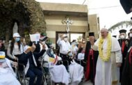'Same human family': Pope Francis urges Iraq to embrace its Christians during visit