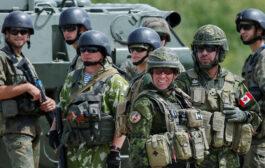 وزارة الدفاع الكندية تعلق عمل بعثتها العسكرية في أوكرانيا بسبب كورونا