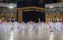 50 ألف معتمر و100 ألف مصل يوميا بالمسجد الحرام في رمضان