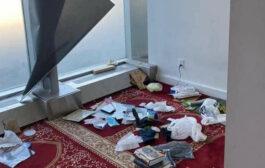 الشرطة تعتقل مقتحم مسجد مطار تورونتو وتتهمه