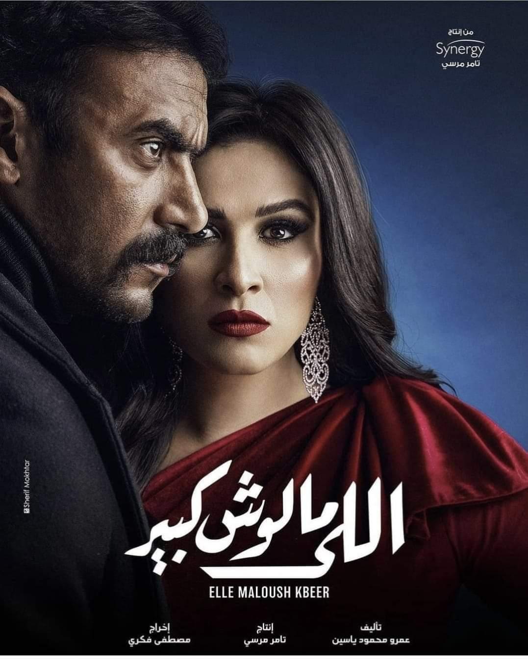 مسلسل اللي مالوش كبير، أثار الجدل بين المؤيد والمعارض من المشاهدين بسبب نهاية المسلسل