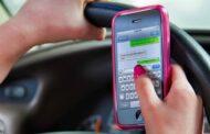 ارتفاع غرامة استخدام الهاتف اثناء القيادة الى 600$ وسحب ثلاث نقاط