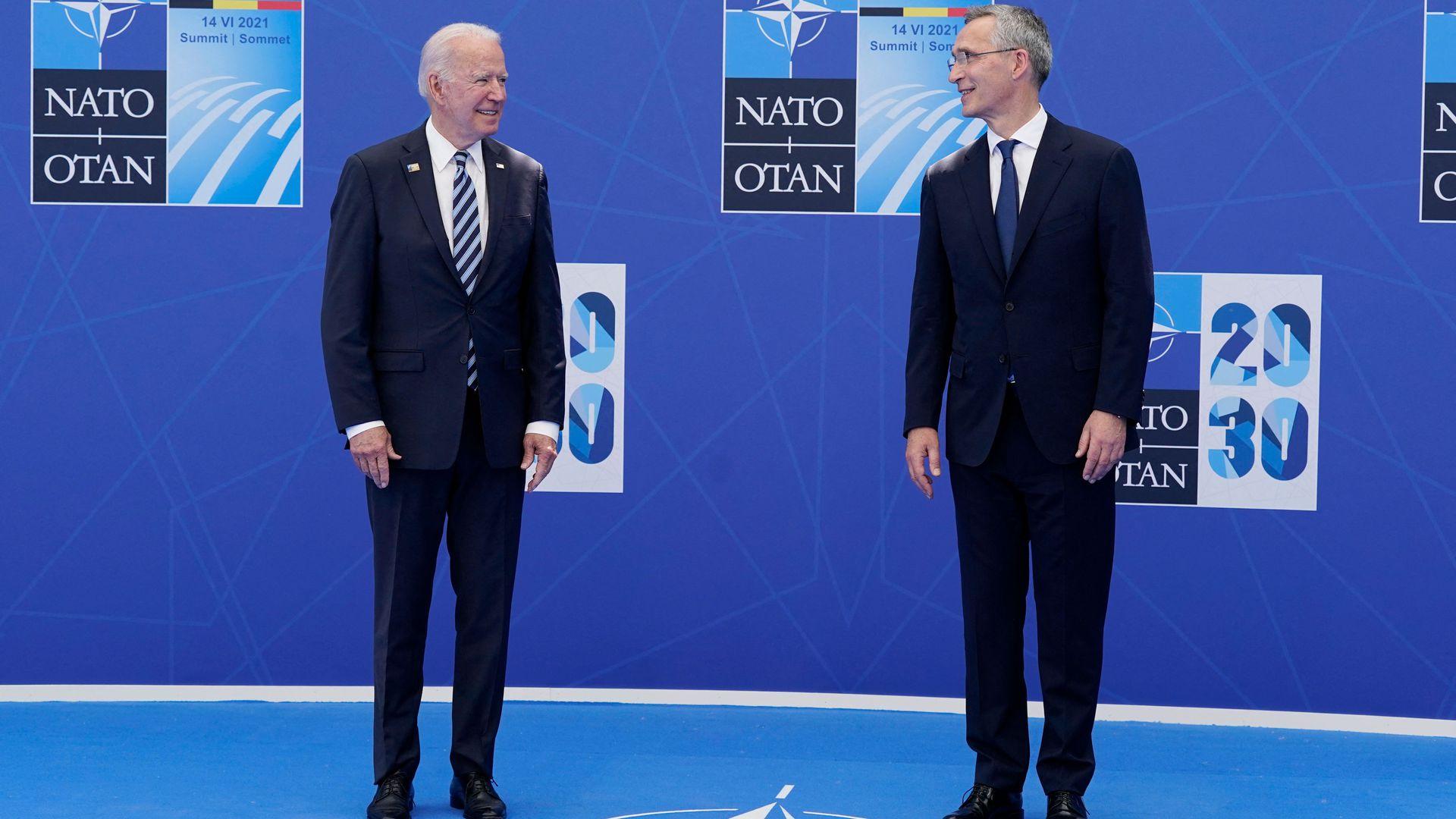 بايدن: سنزيد إنفاقنا الدفاعي في أوروبا و كندا وسنكثف التعاون مع دول حلف