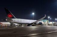 الخطوط الجوية الكندية تبدأ بتسيير رحلات منتظمة الى دبي