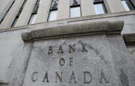 بنك كندا يبقي سعر الفائدة عند 0.25 % ويخفض توقعات النمو لعام 2021