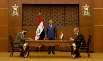 العراق يوقع اتفاقا مع لبنان لحل ازمة الوقود الخانقة