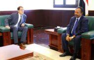 الرئيس السوداني يشيد بموقف كندا الداعم للسودان
