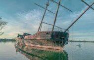 تعــرّف على قصة السفينة المهجورة على طريق مدينة نياغارا الكندية