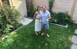 عائلة كندية تجد كنزا يعود للقرن التاسع عشر في الفناء الخلفي لمنزلهم